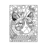 Grumpy Cat Colouring Book - Cat Lovers Australia