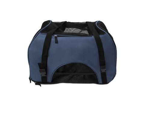 Pet Carrier - Blue - Cat Lovers Australia
