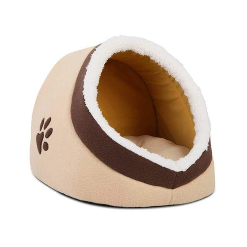 The Snuggle Igloo Cat Bed - Cat Lovers Australia