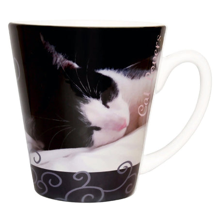The Lady and the Kitten - Cat Mug