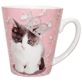 Beauty and the Meow - Cat Mug - Cat Lovers Australia