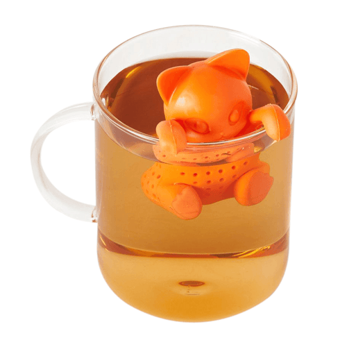 Cat Silicone Tea Infuser - Cat Lovers Australia