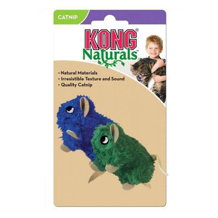 Catnip Teeth Flossing Mice Cat Toy