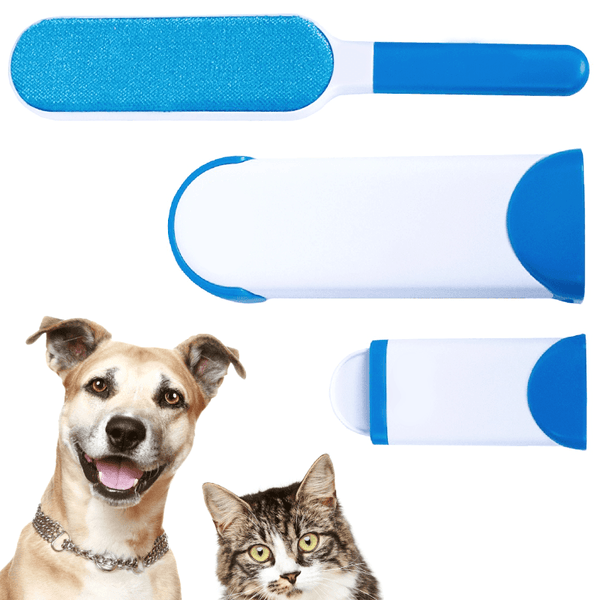 Self-Cleaning Pet Fur & Lint Remover Brush - Cat Lovers Australia