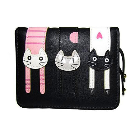 Three Cats Wallet (More Colours)