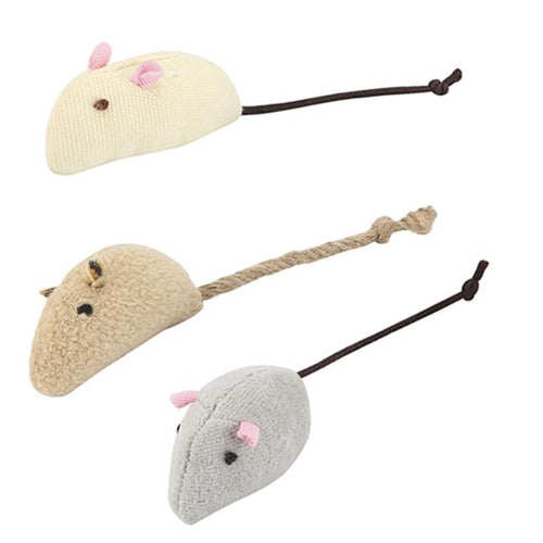 Soft and Cute Mouse Toy - Cat Lovers Australia
