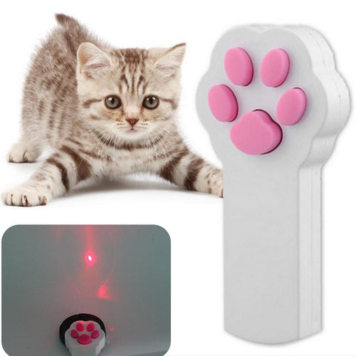 Paw Beam Laser Pointer Cat Toy - Cat Lovers Australia