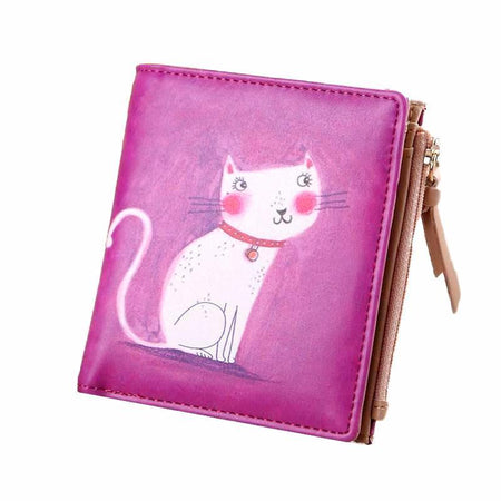 Cat Wallet (More Colours)