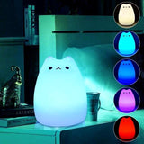 LED Cat Night Light - Cat Lovers Australia