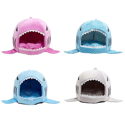 The Shark Cat Bed - Cat Lovers Australia