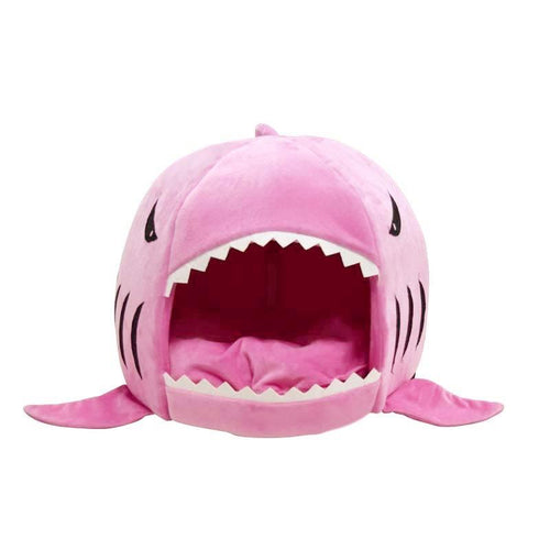 The Shark Cat Bed (More Colours) - Cat Lovers Australia