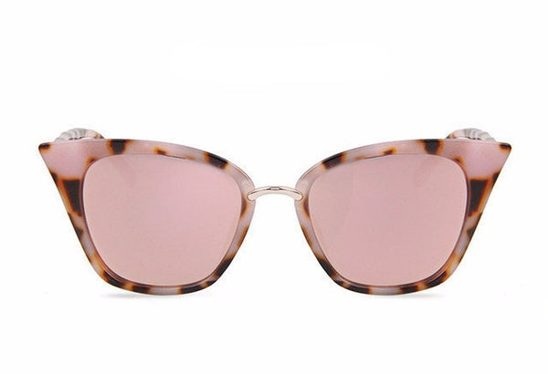 Women's Cat Eye Elegant Vintage Sunglasses - Cat Lovers Australia