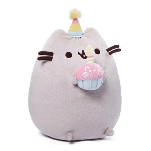 Pusheen The Cat - Plush Toy (Size 15cm) - Cat Lovers Australia