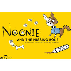 Noonie and the Missing Bone - Educational Resources