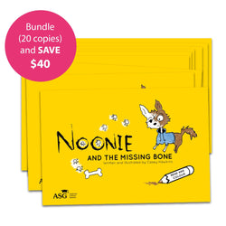 Noonie and the Missing Bone - School Resource Pack - Educational Resources