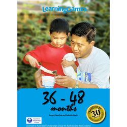 LearningGames 36 – 48 Months - Educational Resources