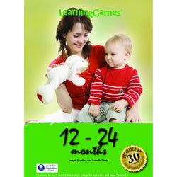 LearningGames 12 – 24 Months - Educational Resources