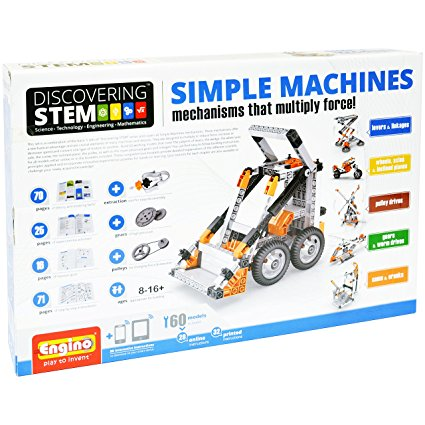 S.T.E.M Simple Machines - Educational Resources