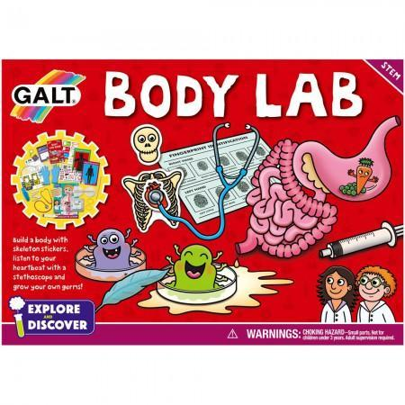 Galt – Body Lab - Educational Resources