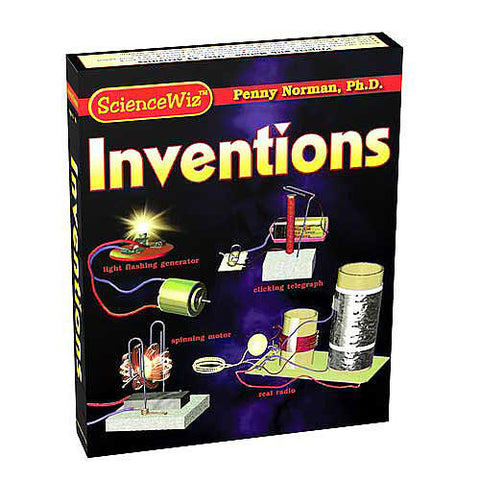 Sciencewiz Invention - Educational Resources