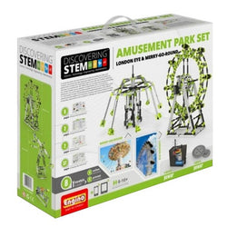 STEM Amusement Park Set – London Eye & Ferris Wheel - Educational Resources