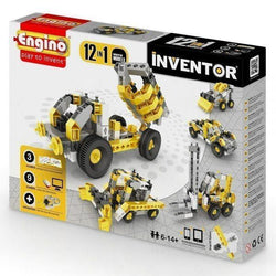 ENG Inventor - 12 Models of Industrial - Educational Resources