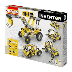 16 Models Industrial – Engino Inventor series - Educational Resources