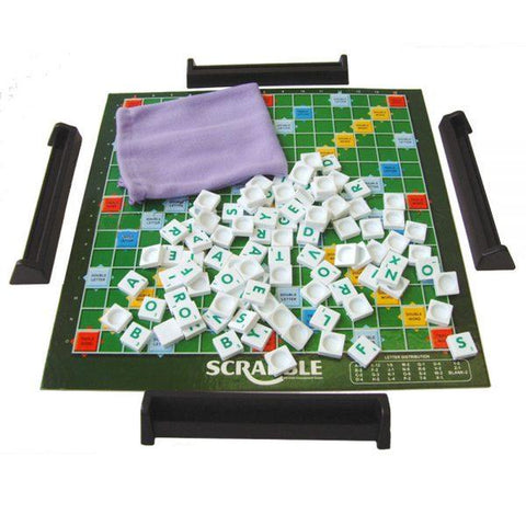 Scrabble is best Indoor Family Educational Toy - Educational Resources