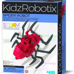 4M Spider Robot - Educational Resources