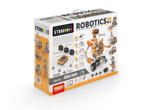 Engino STEM Robotics ERP Pro Edition with Bluetooth 3 motors - Educational Resources