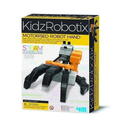 4M Motorised Robot Hand - Educational Resources