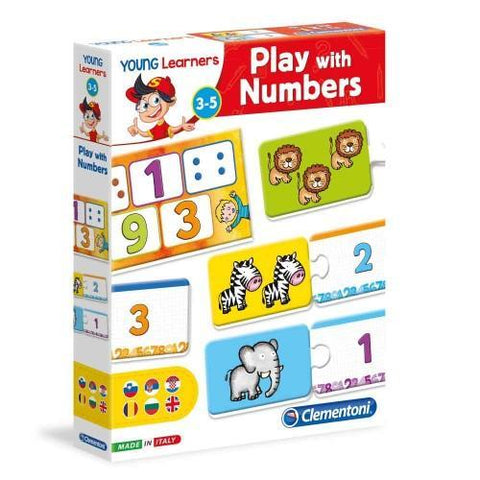 Young Learners Numbers - Educational Resources