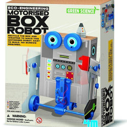 4M - Box Robot - Green Science - Educational Resources
