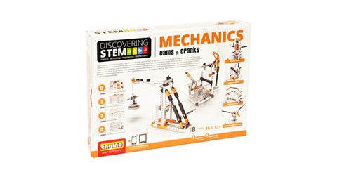 S.T.E.M Mechanics – Cams & Cranks - Educational Resources