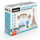 ENG STEM Architecture Set – Eiffel Tower & Sydney Harbour Bridge - Educational Resources