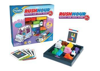 Rush Hour Jr. Game - Educational Resources