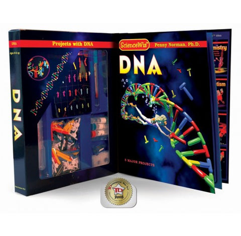 Sciencewiz DNA - Educational Resources