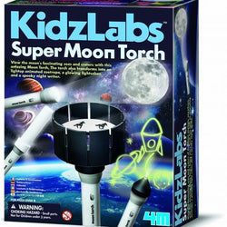 4M Super Moon Torch - Educational Resources