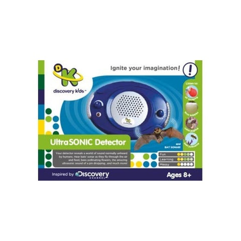 Discovery kids ultrasonic detector - Educational Resources