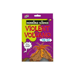 Horrible Science Violent Volcano Educational Science Kit - Educational Resources
