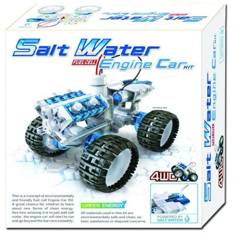 CIC – Salt Water Engine Kit - Educational Resources