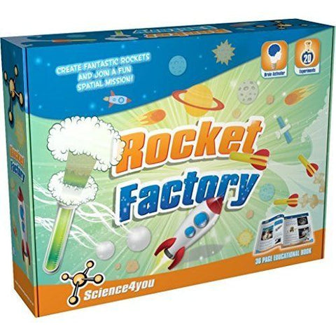 Rocket Factory - Educational Resources