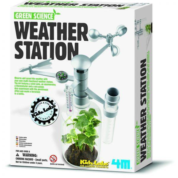 4M Weather Station - Educational Resources