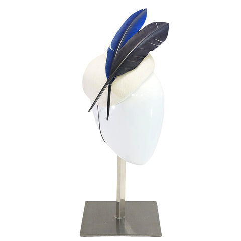 Brigitta by Louise Georgette Millinery