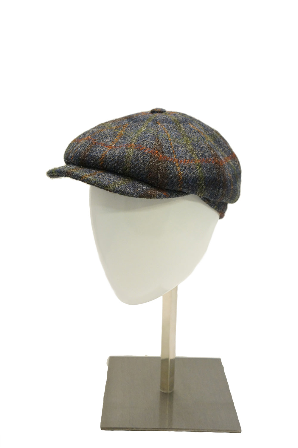 Harris Tweed Baker - Navy