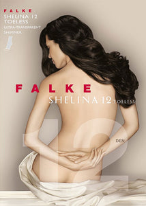 Shelina Toeless Tights by Falke