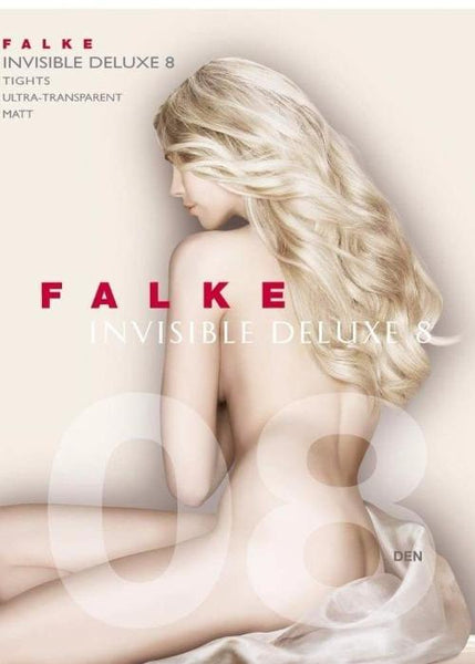 Invisible Deluxe Tights by Falke