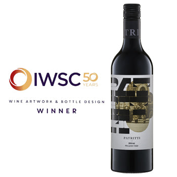 Winner: world's most beautiful wine bottle