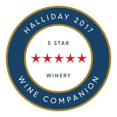 Halliday red five star winery award
