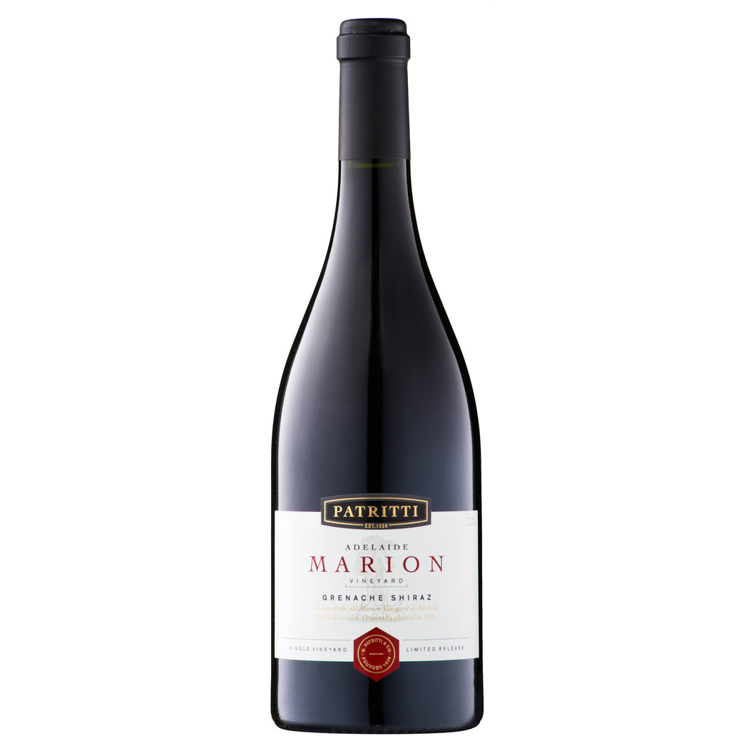 2018 Marion Vineyard Grenache Shiraz